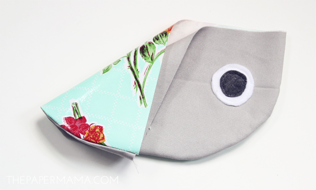 my little kitty cat backpack // thepapermama.com
