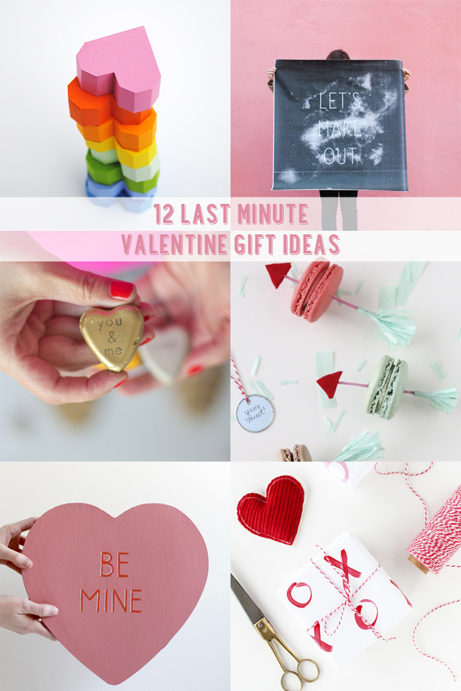 Diy Cement Valentines