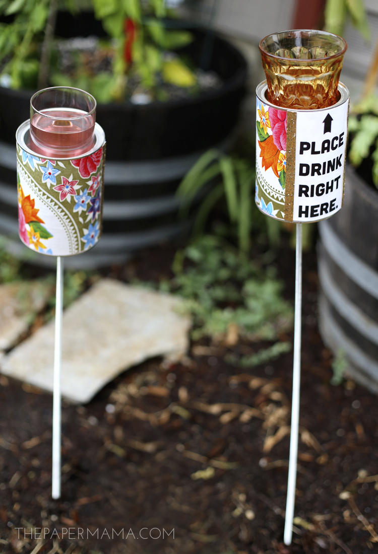 Drink Holder DIY