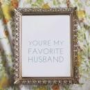 Fave Husband Print Freebie // thepapermama.com