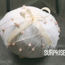 Surprise Ball: For You Dude // thepapermama.com
