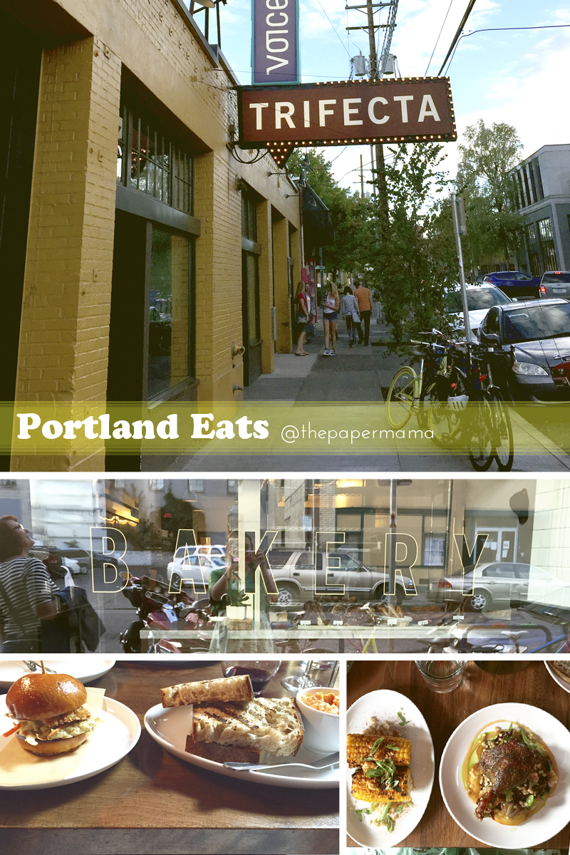 Portland Eats: Trifect Tavern & Bakery