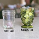 Good and Naughty Jar // thepapermama.com