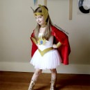 She-ra Kids Costume DIY (with free pattern printable)