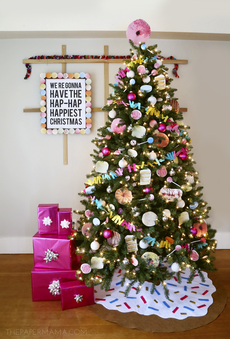 day 22 christmas decor sweet cravings christmas tree with free printables