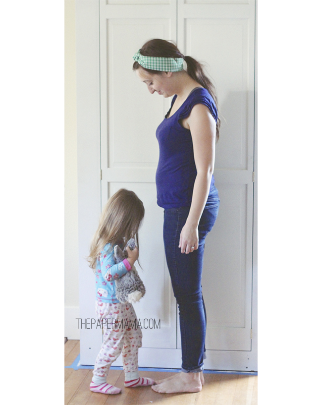 Getting Fit // thepapermama.com