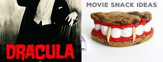 Movie Snack Ideas