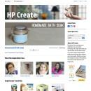 HP Create Site // thepapermama.com