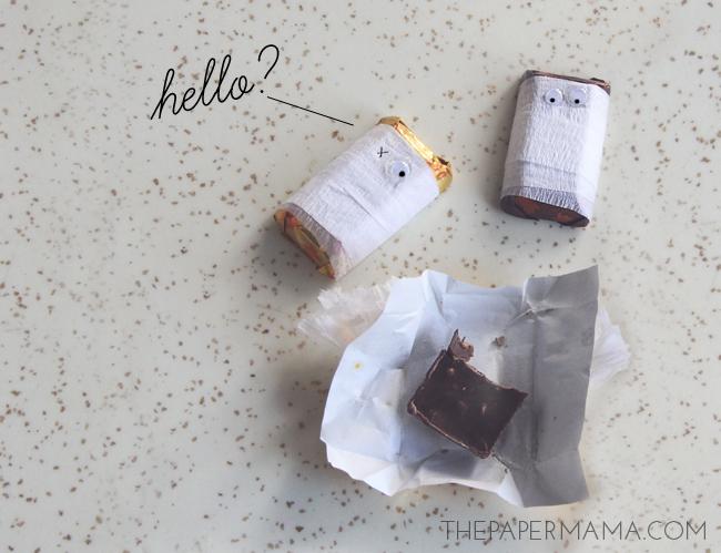 Mummy Candy // thepapermama.com