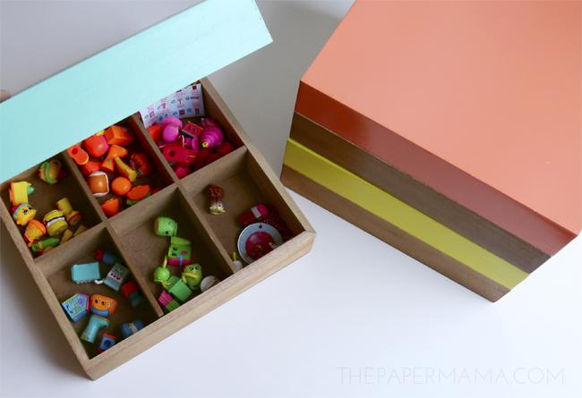 Tiny Toy Organization