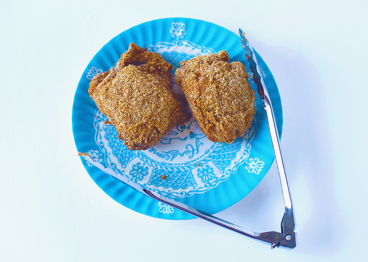 Low Carb Crispy Chicken Recipe