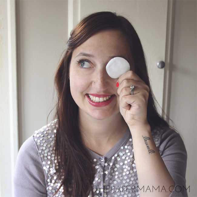 Girls Night Out Makeup // thepapermama.com