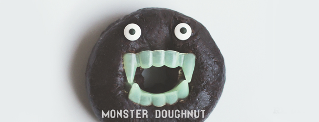 Monster Doughnut