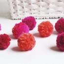 How To Make Mini Pom Poms