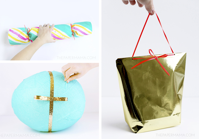 3 Ways to Wrap Difficult Objects