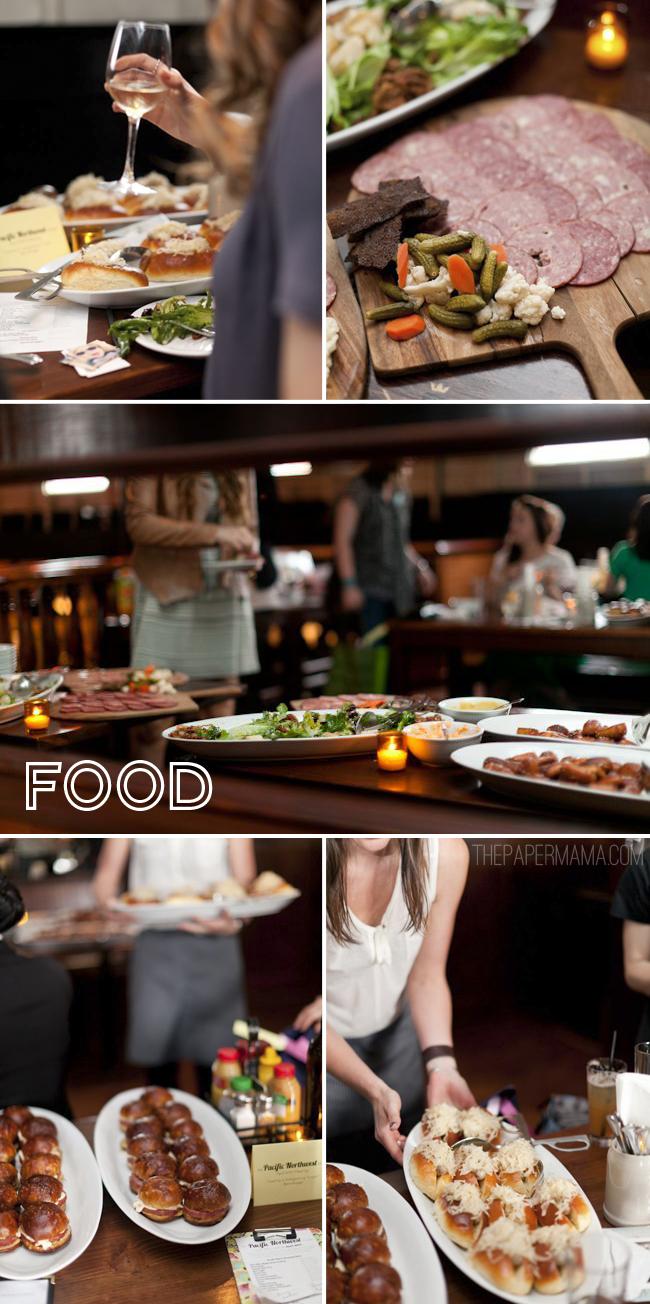 PNW Blogger Spring Party // thepapermama.com