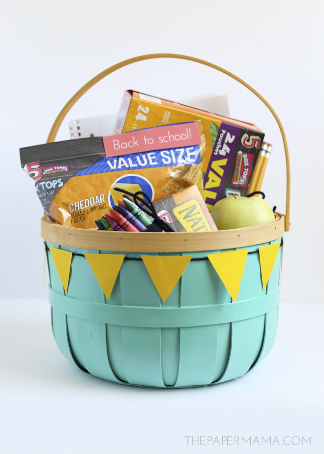 Back To School Teacher Gift DIY