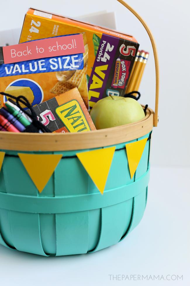 Back To School Teacher Gift DIY