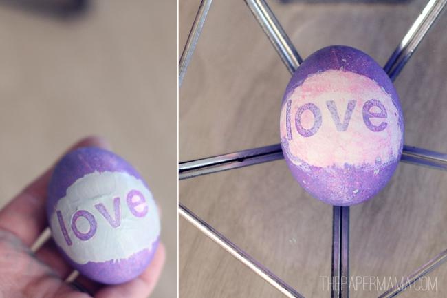 Easter Eggs // thepapermama.com