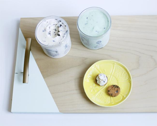 Mini Ice Cream Sandwich