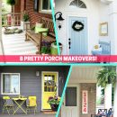 8 Pretty Porch Makeovers!