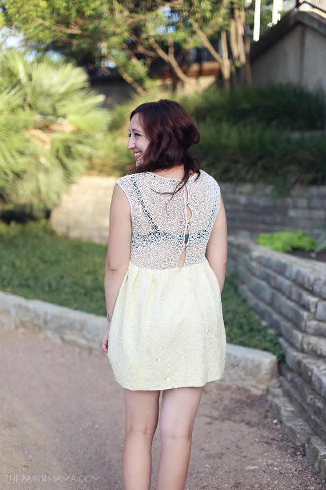 Texas Style Council Prom Style // thepapermama.com