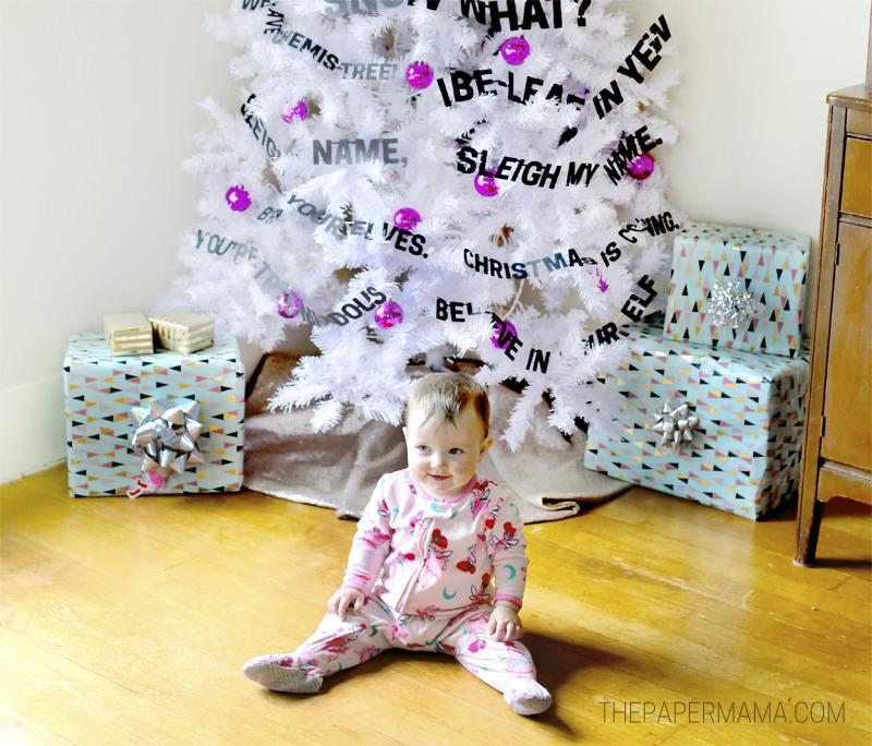 Day 3: Punny Christmas Tree