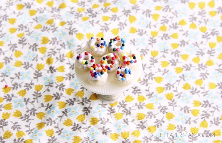 Mini Doughnuts Recipe