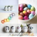 16 Easter Egg DIY's