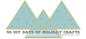 50 Holiday Craft Days Banner