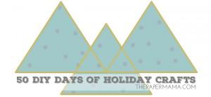 50 Holiday Craft Days Banner