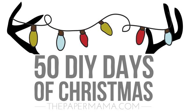 50 DIY Days of Christmas 2013