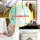 10 DIY Bedroom Makeovers to Update Your Room