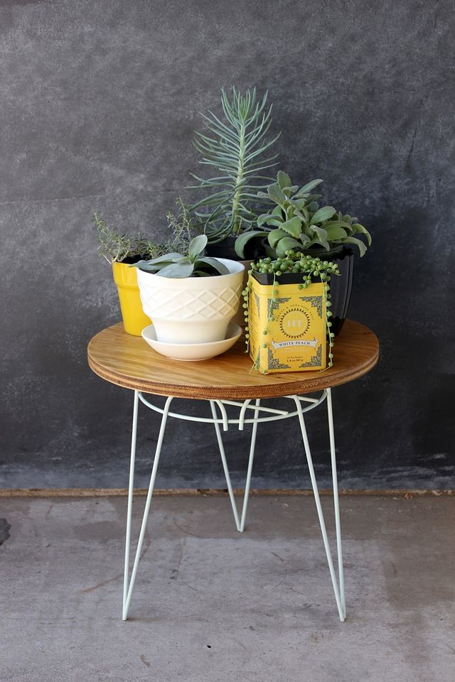 plant Stand turned table