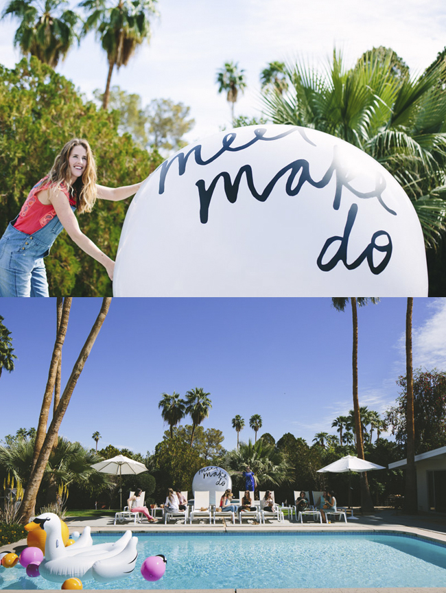 Meet Make Do Palm Springs