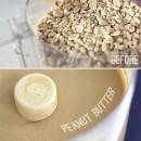 Homemade Peanut Butter thepapermama.com