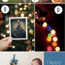 Christmas Photo Inspiration thepapermama.com