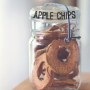 Day 8: Homemade Apple Chips thepapermama.com