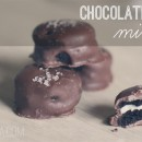 Chocolate Covered Mini Oreos
