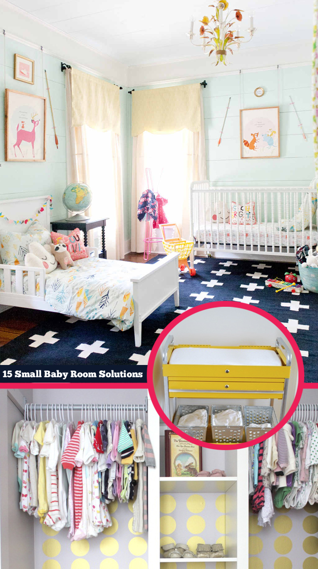 Bhg style spotters for Small room solutions