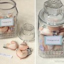 Fortune Cookie Cash Jar // thepapermama.com