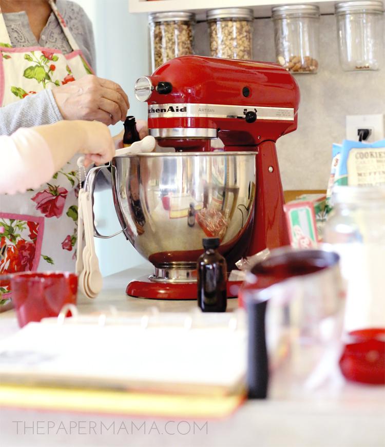Candy Cane Cookie Recipe