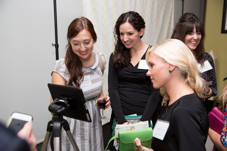 BHG Stylemaker Event // thepapermama.com