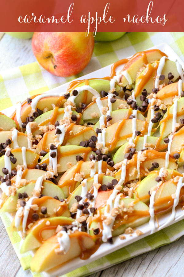 Caramel Apple Nachos? Yes. I would like that, from Lil Luna.