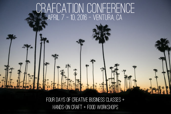 Craftcation Conference April 2016