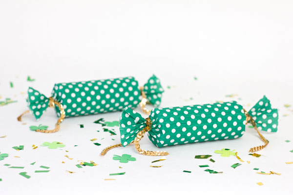 St. Patricks Day Lucky Poppers