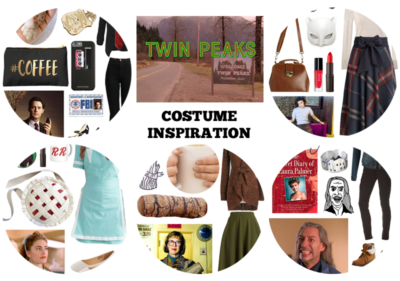 DIY Twin Peaks Costume Inspiration