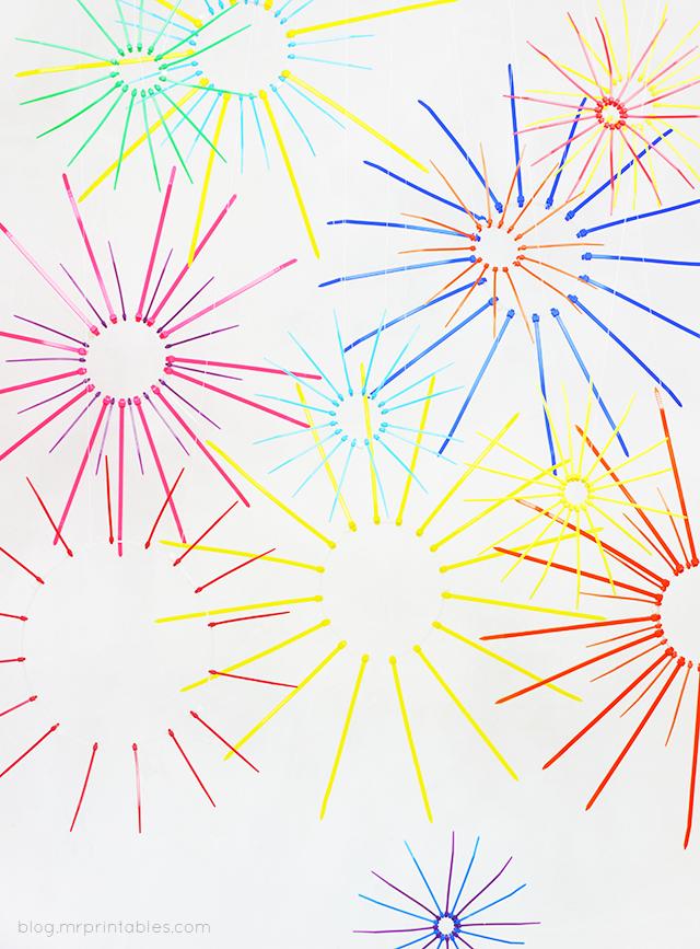 DIY-zip-tie-fireworks-display