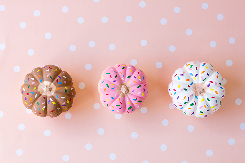 Donut-Pumpkins-DIY