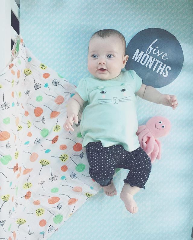 Baby Willa - thepapermama.com